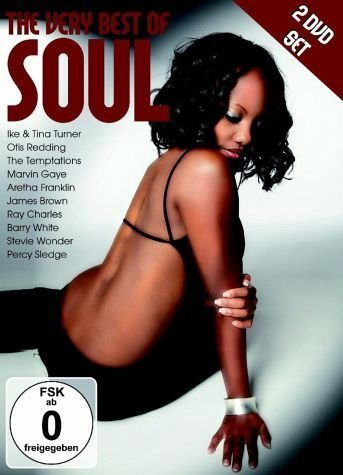 DVD »Various Artists - The Very Best of Soul (2 DVDs)«