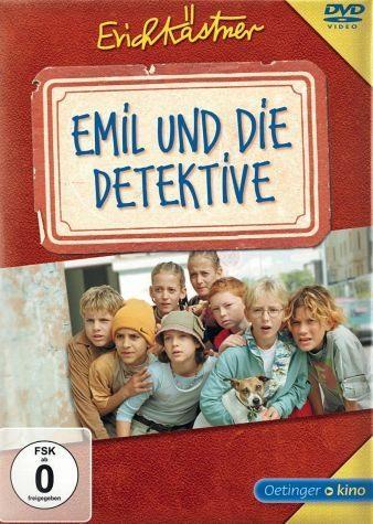 DVD »Emil und die Detektive (nur für den Buchhandel)«