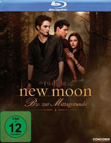 Blu-ray »New Moon - Biss zur Mittagsstunde (Blu-ray)«