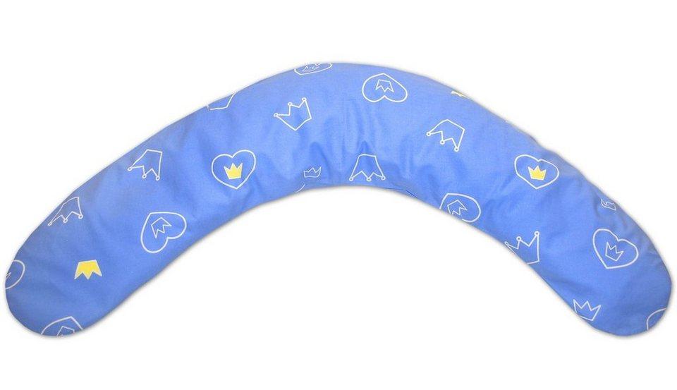 Theraline Stillkissen Dodo Pillow, mit Bezug blau, ca. 170 cm online kaufen