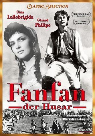 DVD »Fanfan, der Husar«