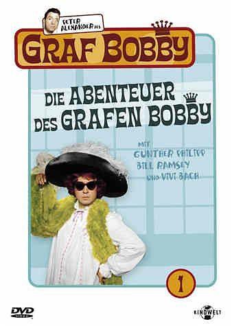 DVD »Die Abenteuer des Grafen Bobby«