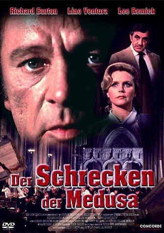 DVD »Der Schrecken der Medusa«
