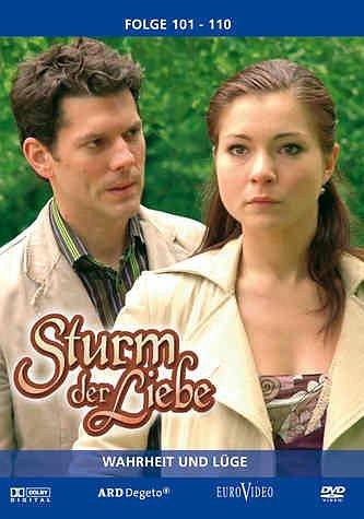 DVD »Sturm der Liebe - Folge 101-110: Wahrheit und...«