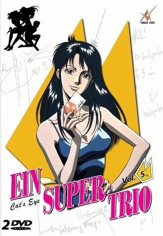 DVD »Ein Supertrio - Cat's Eye, Vol. 03 (2 DVDs)«