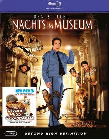 Blu-ray »Nachts im Museum«