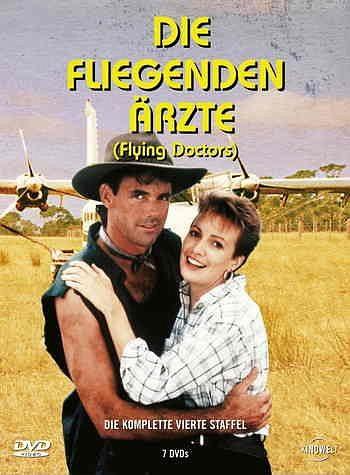 DVD »Die fliegenden Ärzte - Die komplette vierte...«