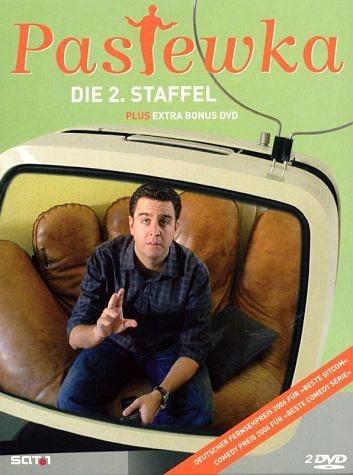 DVD »Pastewka - Die 2. Staffel (2 DVDs)«