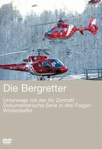 DVD »Die Bergretter - Unterwegs mit der Air...«