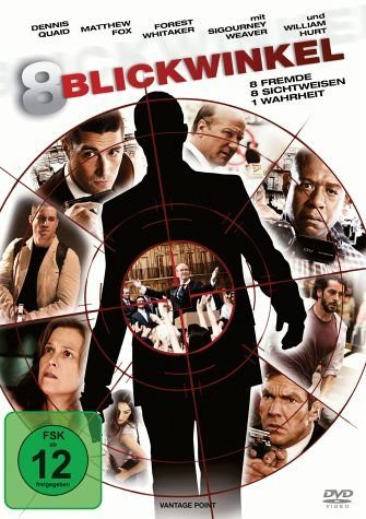 DVD »8 Blickwinkel, 1 DVD-Video«