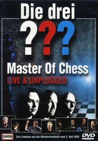 DVD »Die Drei ??? - Master of Chess«