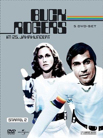DVD »Buck Rogers im 25. Jahrhundert, 5 DVDs«