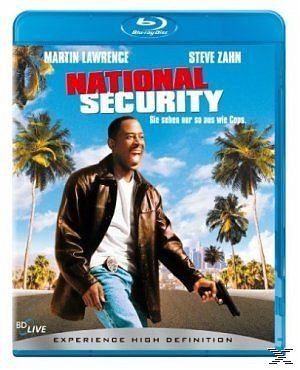 Blu-ray »National Security«