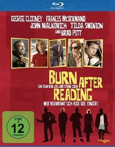 Blu-ray »Burn After Reading - Wer verbrennt sich hier...«