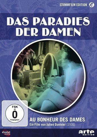 DVD »Das Paradies der Damen (NTSC, OmU)«
