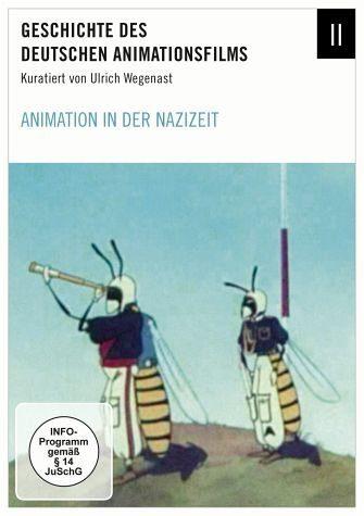 DVD »Geschichte des deutschen Animationsfilms -...«