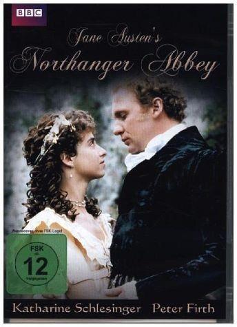 DVD »Jane Austen's Northanger Abbey, DVD«
