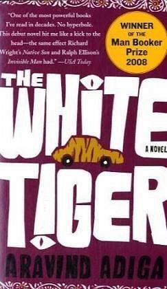 Broschiertes Buch »The White Tiger«