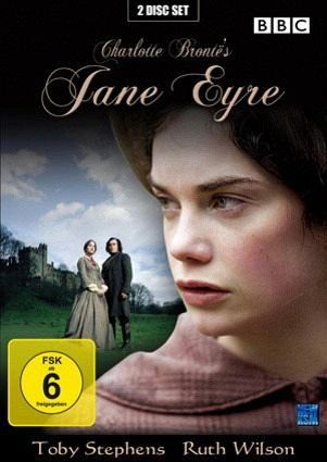 DVD »Jane Eyre (2 DVDs)«