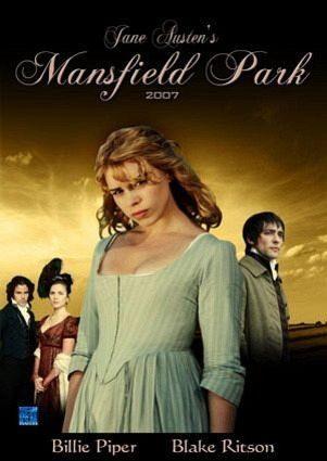 DVD »Jane Austen's Mansfield Park (2007), DVD«