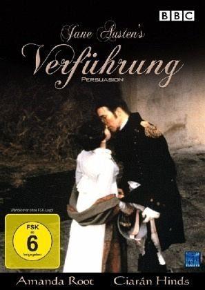 DVD »Jane Austen's Verführung, DVD«