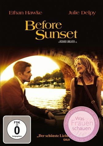 DVD »Before Sunset«