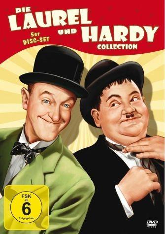 DVD »Laurel & Hardy - Die Laurel und Hardy...«