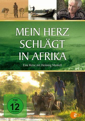 DVD »Mein Herz schlägt in Afrika«