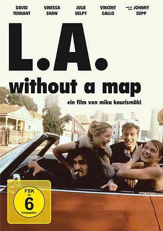 DVD »L.A. without a Map«