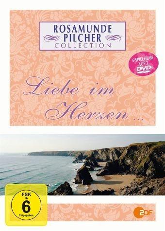 DVD »Rosamunde Pilcher Collection VIII - Liebe im...«