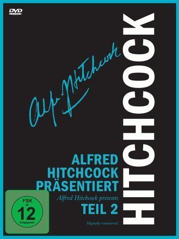 DVD »Alfred Hitchcock präsentiert - Teil 2 (4 DVDs)«
