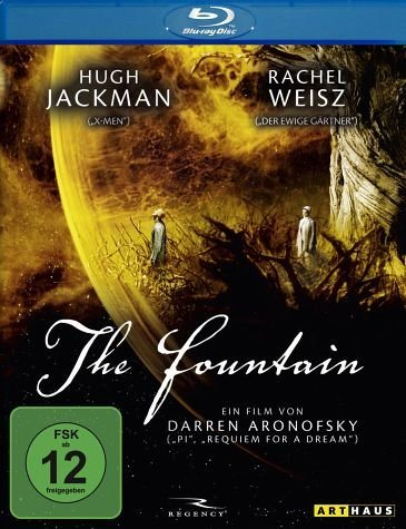 Blu-ray »The Fountain«