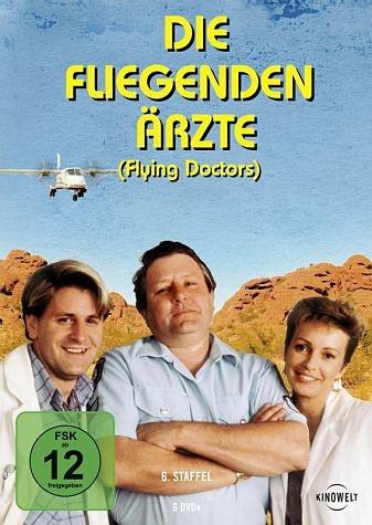 DVD »Die fliegenden Ärzte - 6. Staffel (6 DVDs)«