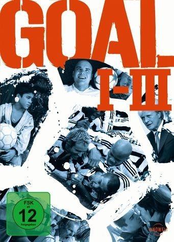 DVD »Goal I-III (3 DVDs)«