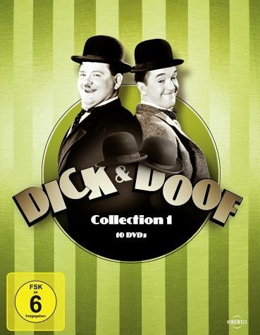 DVD »Dick & Doof Collection 1 (10 DVDs)«