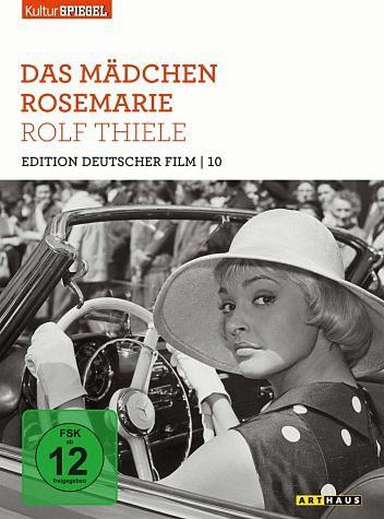DVD »Das Mädchen Rosemarie«