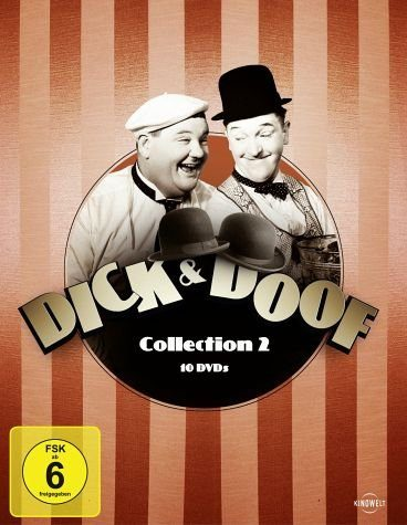 DVD »Dick & Doof Collection 2 (10 DVDs)«