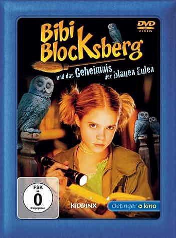 DVD »Bibi Blocksberg und das Geheimnis der blauen...«