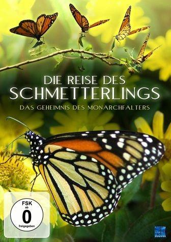 DVD »Die Reise des Schmetterlings«