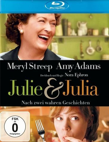 Blu-ray »Julie & Julia«