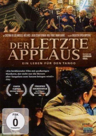 DVD »Der letzte Applaus«