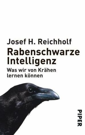 Broschiertes Buch »Rabenschwarze Intelligenz«