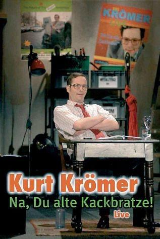 DVD »Na, du alte Kackbratze!«