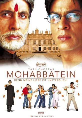 DVD »Mohabbatein - Denn meine Liebe ist unsterblich...«
