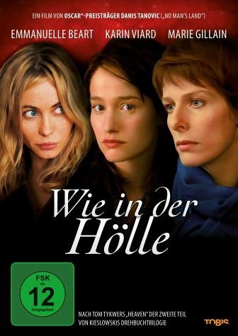 DVD »Wie in der Hölle«