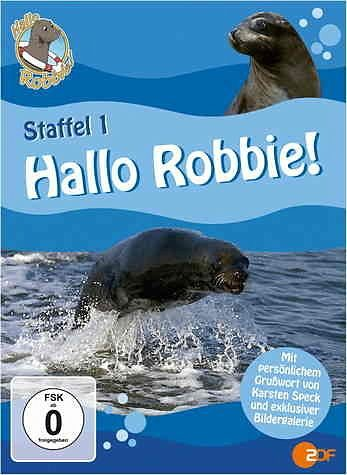 DVD »Hallo Robbie! - Staffel 1 (2 DVDs)«