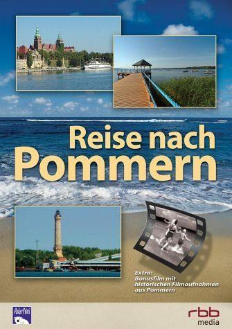 DVD »Reise nach Pommern«