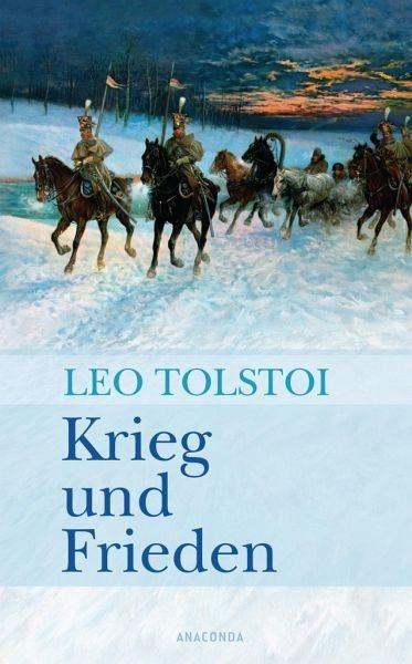 Gebundenes Buch »Krieg und Frieden«