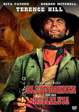 DVD »Blaue Bohnen für ein Halleluja«