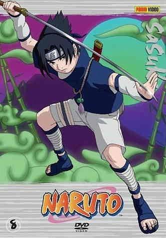 DVD »Naruto - Vol. 08, Episoden 32-36«